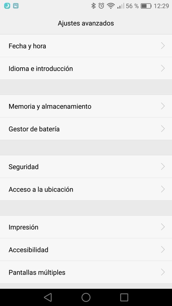 Paso 3: Agregar MisHoras a las aplicaciones protegidas en dispositivos Huawei