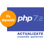 Hosting con PHP 7.2 ya disponible en hosting dedicado y compartido